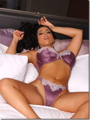 Brianna Jordan hot lingerie